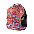 Studentský batoh tříkomorový Easy - Graffiti