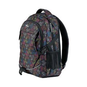 Studentský batoh dvoukomorový Easy - Fidget Spinner