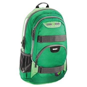 Studentský batoh Coocazoo - Rayday - Green Spring, Doprava zdarma