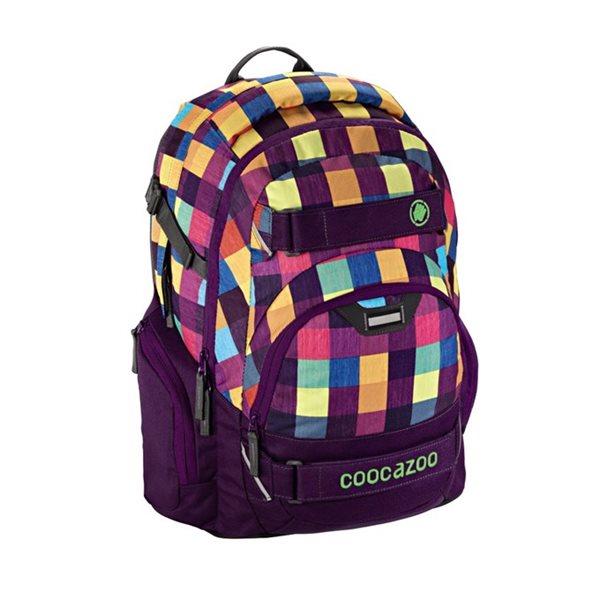 Studentský batoh Coocazoo - CarryLarry - Melange A Trois Pink, Doprava zdarma