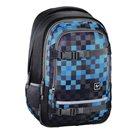 """Školní batoh Hama All Out """"Selby"""" Backpack, Blue Pixel"""