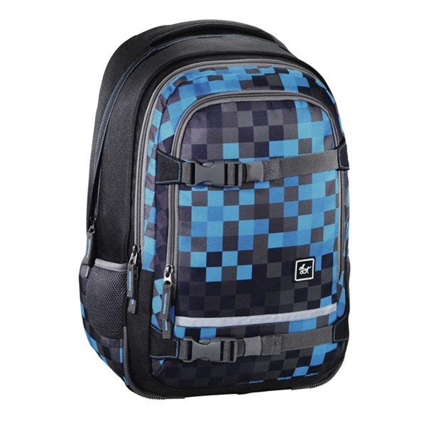 """Školní batoh All Out """"Selby"""" Backpack, Blue Pixel, Doprava zdarma"""