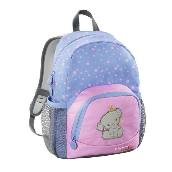 Dětský předškolní batoh Hama - Step by Step - Dressy - Sloník