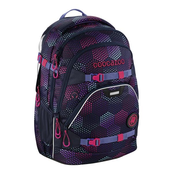 Školní batoh Coocazoo - ScaleRale - Purple Illusion