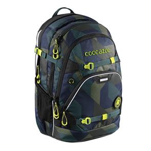 Školní batoh Coocazoo - ScaleRale - Polygon Bricks