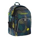 Školní batoh CoocaZoo - RayDay - Polygon Bricks