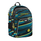 Školní batoh CoocaZoo - RayDay - Wild Stripe