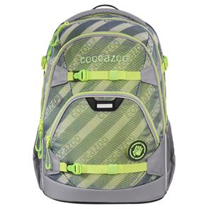 Školní batoh Coocazoo - RayDay - MeshFlash Neongreen