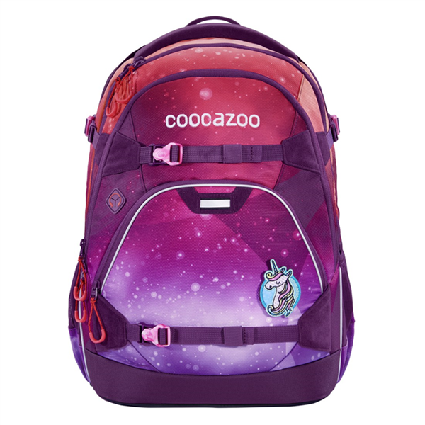 Školní batoh coocazoo - ScaleRale - OceanEmotion Galaxy Pink