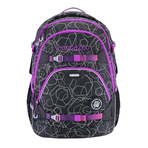 Školní batoh Coocazoo - ScaleRale - Laserbeam Berry