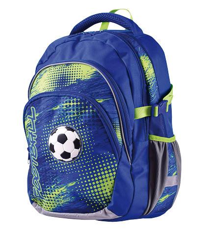 08557dc31bb Školní batoh Stil junior - Football 2