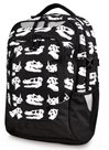 Studentský batoh Stil Hit - Black&White