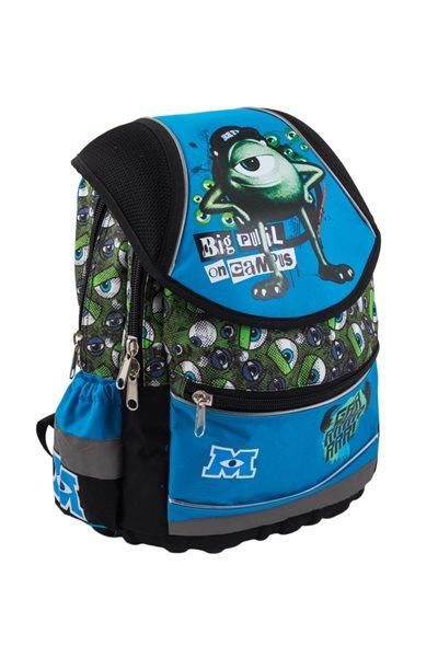 Školní batoh ergonomický - Příšerky Boys - velký