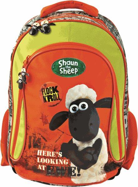 Školní batoh ergonomický - Ovečka Shaun - velký