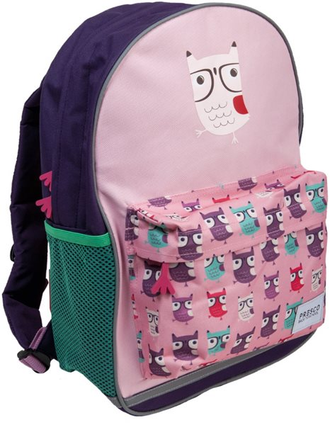 Školní batoh - Sovy Girls - malý