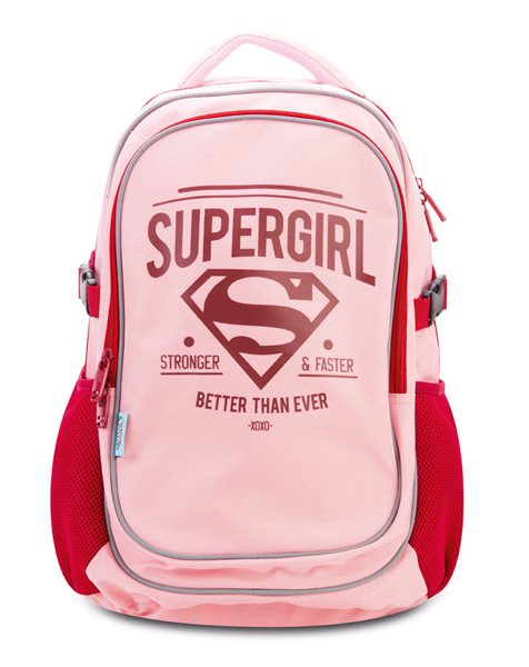 Školní batoh s pončem Supergirl, Doprava zdarma