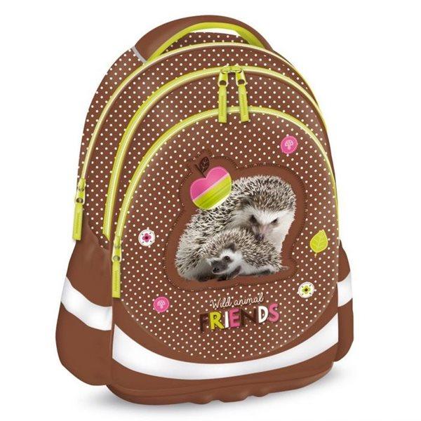 Školní batoh Ars Una Hedgehog