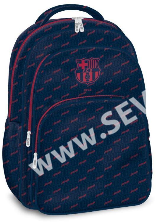 Studentský batoh Ars Una - FC Barcelona Dark Blue 3k - SEVT.cz 3b06570500