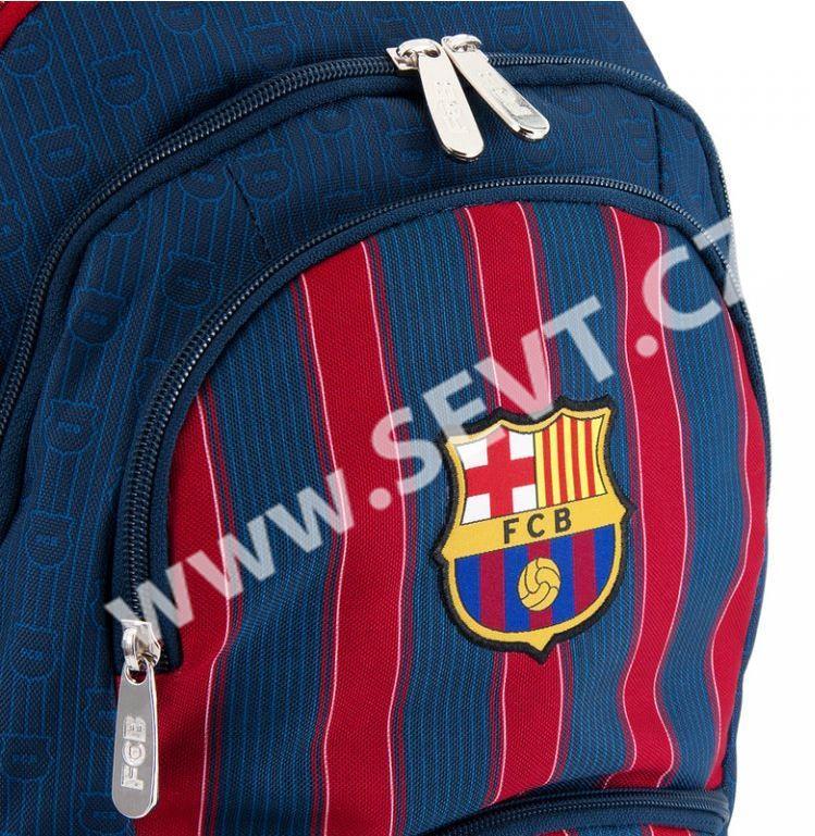 0ac2598c4e Studentský batoh Ars Una - FC Barcelona 5-komorový - SEVT.cz