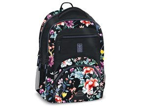 Školní batoh Ars Una - Tropical Night