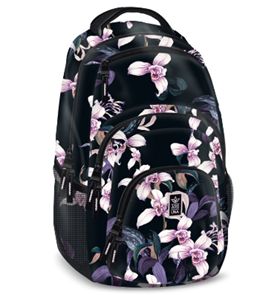 Studentský batoh Ars Una AU2 - Orchideje