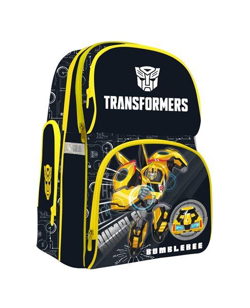 Školní batoh Karton PP ERGO COMPACT - Transformers, Doprava zdarma