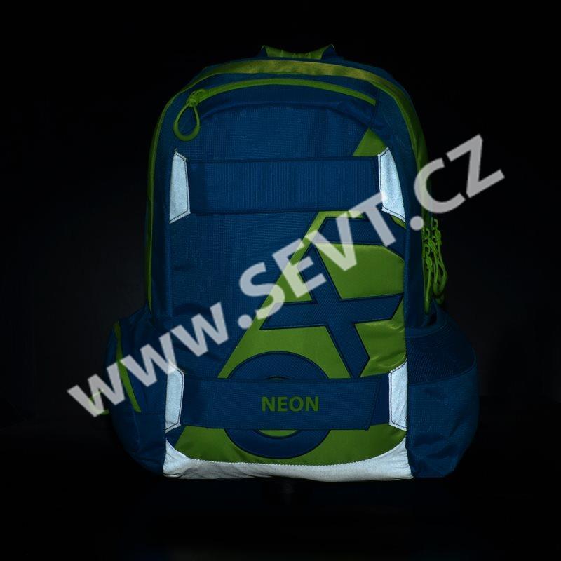 Studentský batoh OXY SPORT - Neon Blue. Studentsk  253  batoh OXY SPORT - Neon  Blue. Studentský batoh OXY SPORT - Neon Blue 0087315189