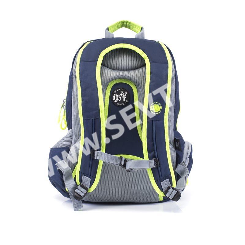 Studentský batoh OXY SPORT - Neon Dark Blue. Studentsk  253  batoh OXY SPORT  - Neon Dark Blue. Studentský batoh OXY SPORT - Neon Dark Blue 78ddb32f15