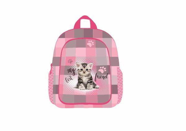 Batoh dětský předškolní - Kočka