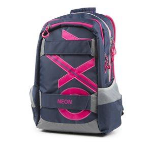 Studentský batoh OXY Sport BLUE LINE - Pink