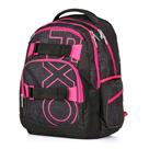 Studentský batoh OXY STYLE - Dip Pink