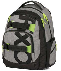Studentský batoh OXY STYLE - Grey