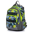 Školní batoh OXY STYLE MINI - Camo flight