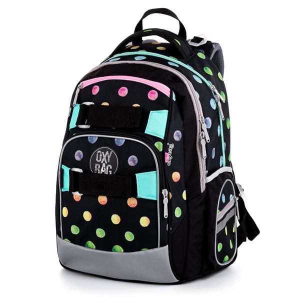 Školní batoh OXY STYLE MINI - Mini Dots