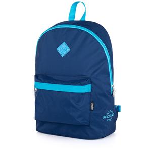 Studentský batoh OXY Street - Fashion dark blue