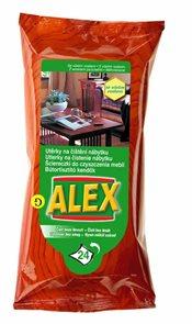 Alex utěrky-včelí vosk 24 ks