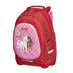 Školní batoh Herlitz Bliss - Koně