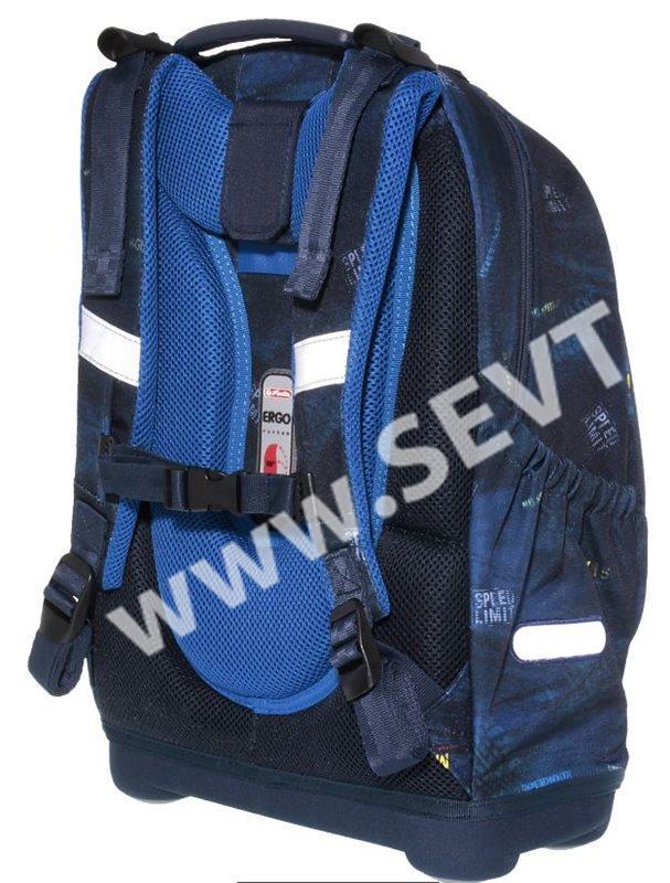 Školní batoh Herlitz Bliss - Auto - SEVT.cz 60710cf7c4