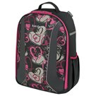 Školní batoh Herlitz be.bag airgo - Srdce