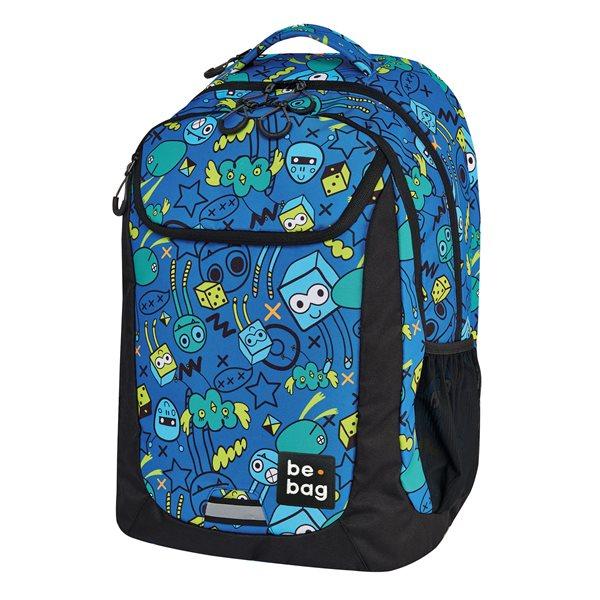 Školní batoh be.active - Monster Party