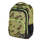 Školní batoh be.ready - Abstract Camouflage