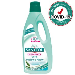 Sanytol dezinfekční univerzální koncentrát - eukalyptus 1L