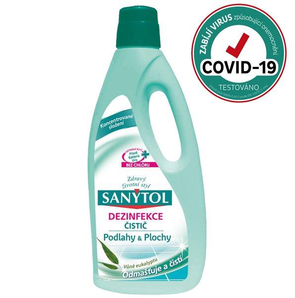 Sanytol univerzální - podlaha 1000 ml