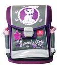 Školní aktovka Belmil - Lovely Pet Purple