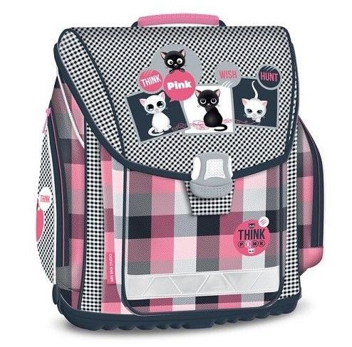 Školní aktovka Ars Una Think Pink, Doprava zdarma