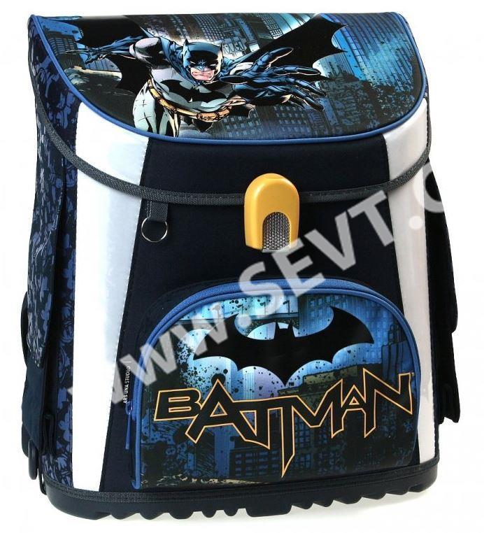 Školní set Ars Una - Batman 17 - aktovka + penál (plný) + sáček ·  58245101020.1. 2374ca0d01