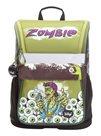 BAAGL Školní aktovka Zippy - Zombie
