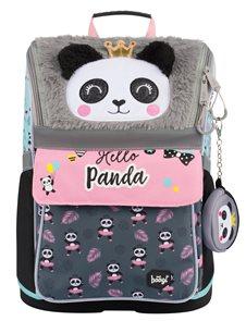 BAAGL Školní aktovka Zippy - Panda