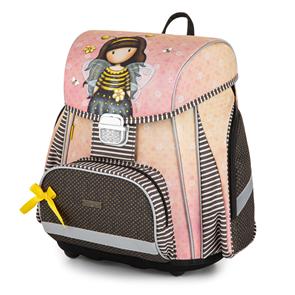 Karton P+P Školní batoh PREMIUM Bee-loved