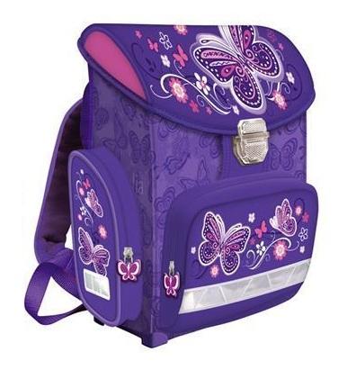 Školní aktovka Unipap - Motýl